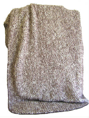 Easy-to-knit lacy sweater - Canadian Living