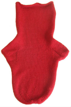 Personalized Christmas Stocking - Free Knitting Pattern