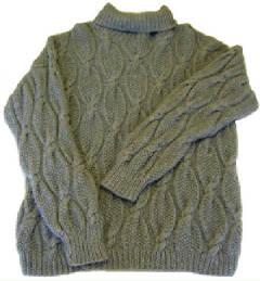 Women's Knitted Sweaters = free knitting patterns,Aran